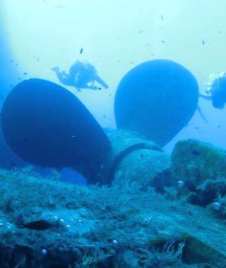 Zenobia – najcuvenija olupina Mediterana