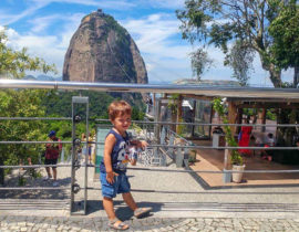 Traveling Brazil and Argentina while pregnant with a two year old boy
